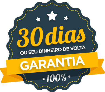 Garantia do curso guia definitivo para vendas no Whatsapp