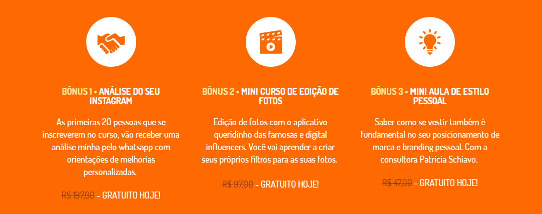 Bônus do Curso Engrene Seu Marketing