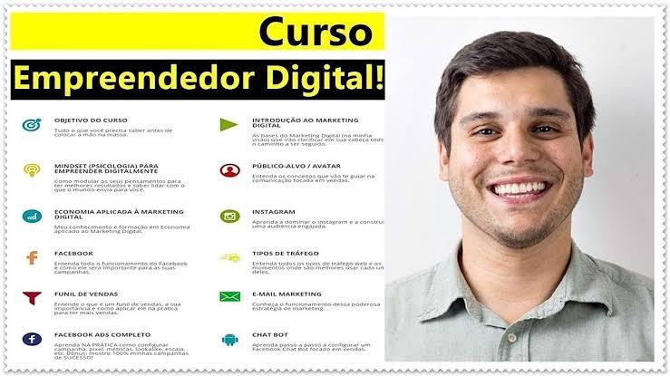 Como Se Tornar Um Empreendedor Digital o Curso