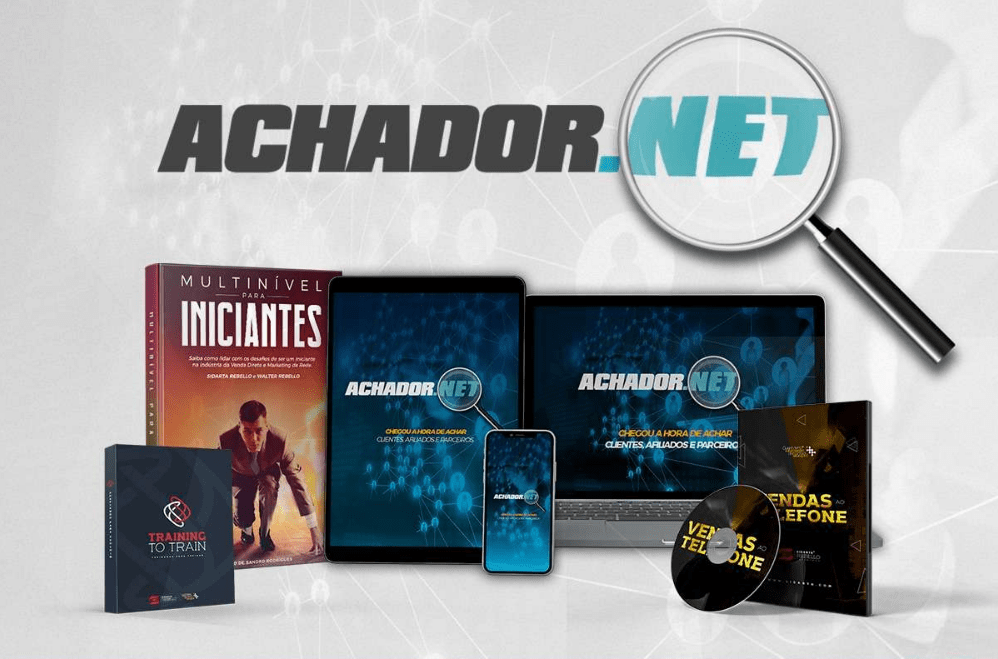 Achador.net Imagem Oficial