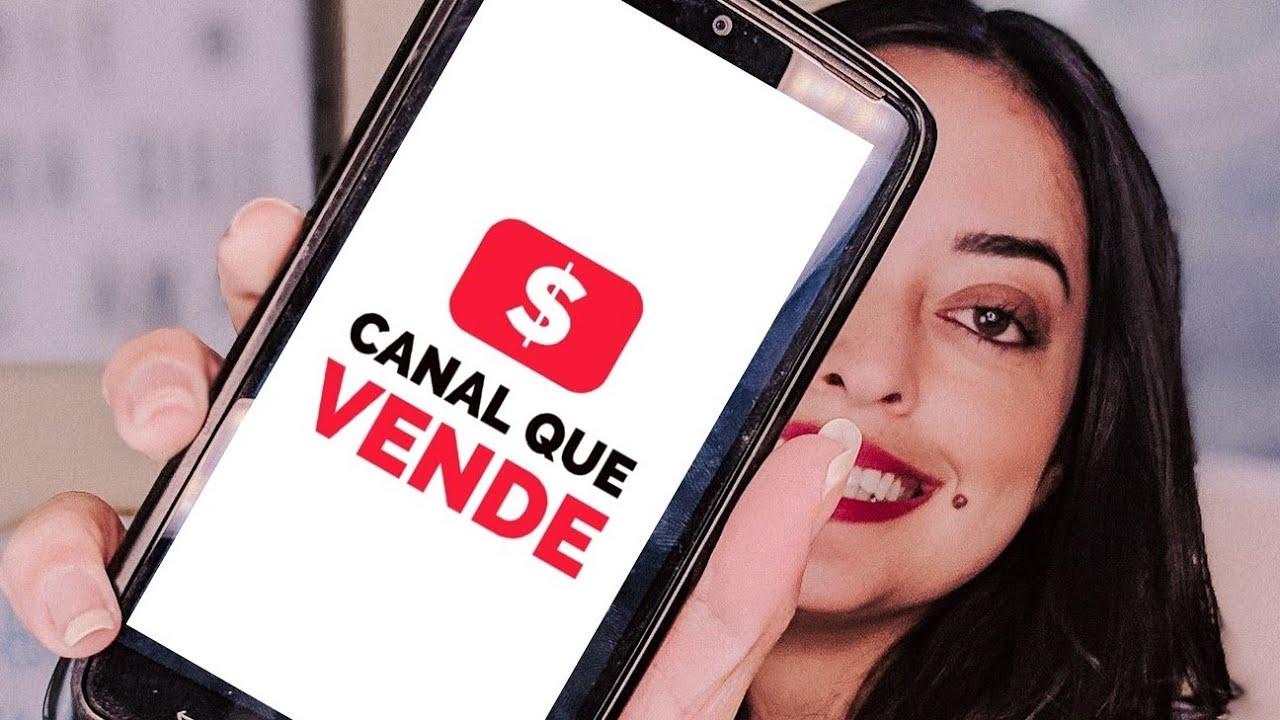Curso Canal Que Vende - Imagem Oficial
