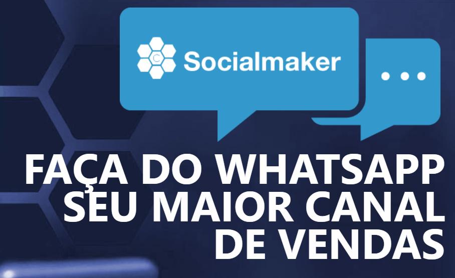 Socialmarker imagem oficial