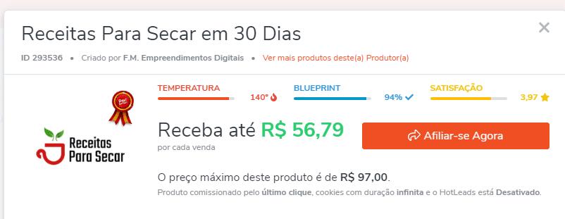 Renda Turbo - Exemplo