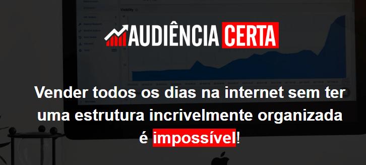 Audiência Certa - Imagem
