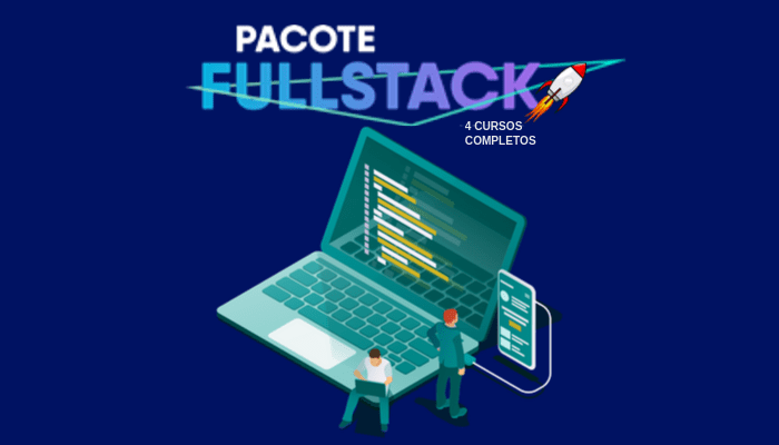Pacote Full Stack Danki Code
