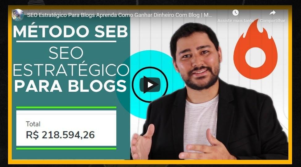 SEO Estratégico Para Blogs