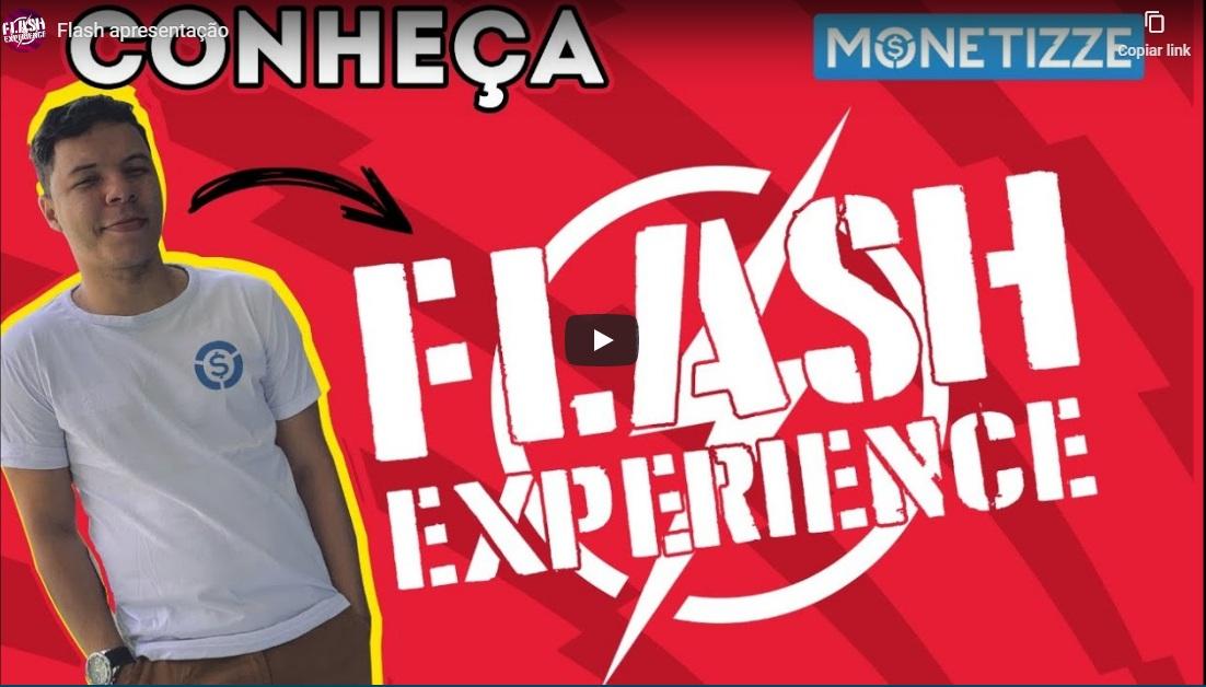 Curso Flash Experience Imagem