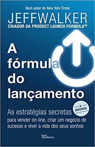 Livros De Copywriting - A Fórmula De Lançamento