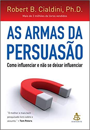 Livros De Copywriting - As Armas Da Persuasão