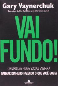 Livro Vai Fundo Gary Vee