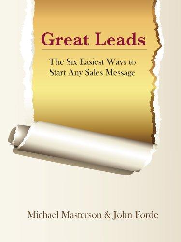 Livros De Copywriting - Great Leads