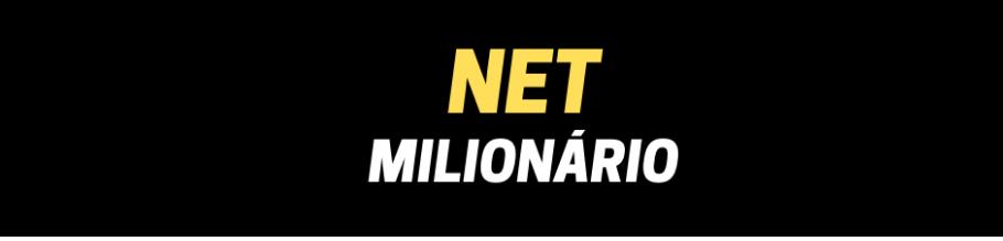 Curso Net Milionário - Logo