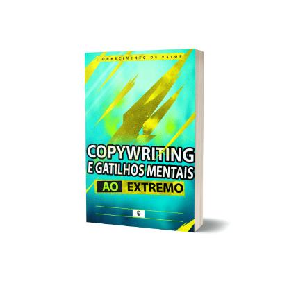 Ebook Copywriting e gatilhos mentais ao extremo