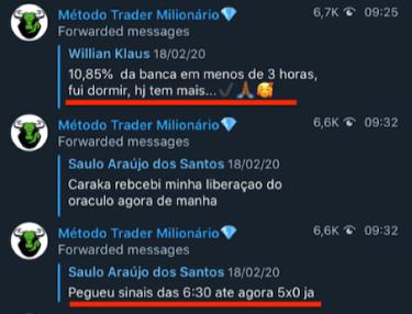 metodo trader milionario operando