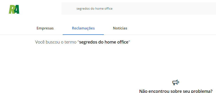 segredos do home office é fraude