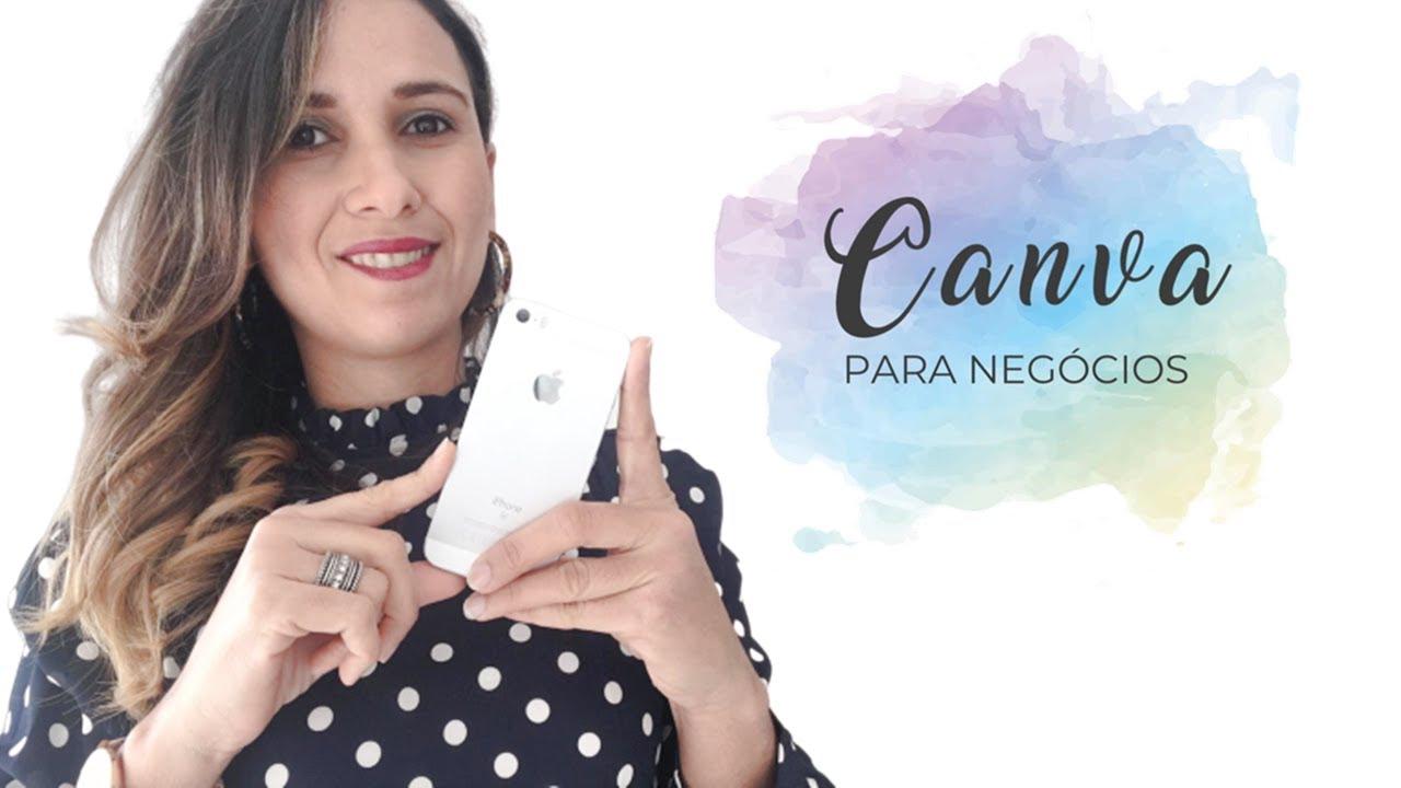 Curso Canva Para Negócios Da Renata