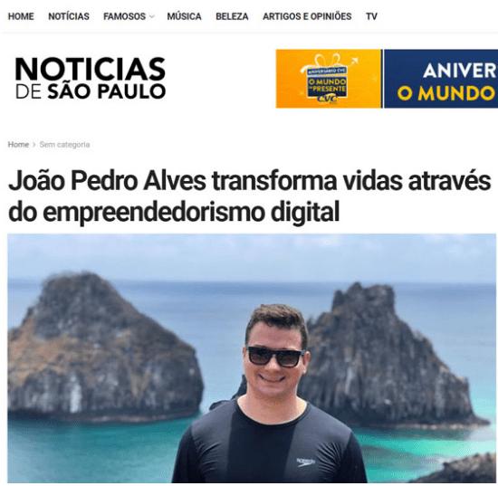 Programa Novos Ricos Do João Pedro