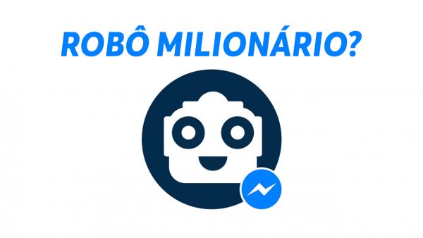 Robô Milionário - Imagem
