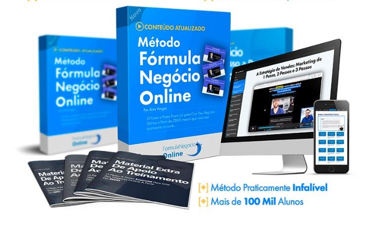 Curso Fórmula Negócio Online - FNO