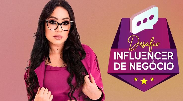 Desafio Influencer De Negócio Com Flávia Rocha