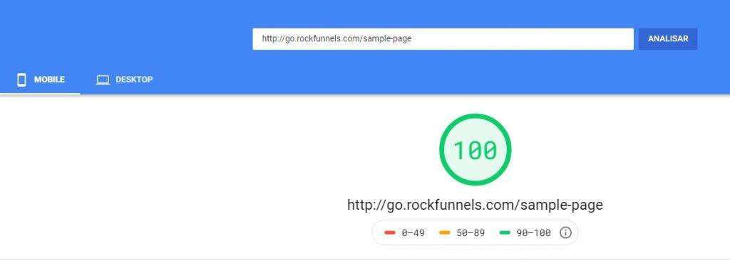RockFunnels páginas ultrarapidas