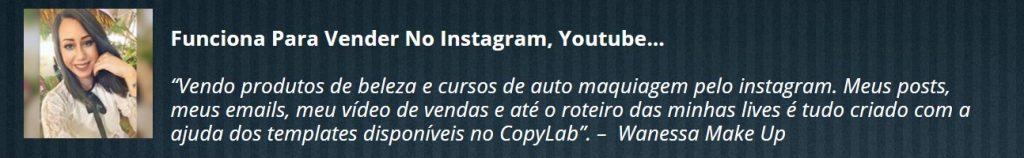 Copywriter Lab Depoimentos