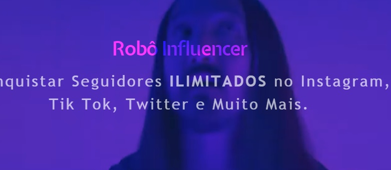 Robô Influencer